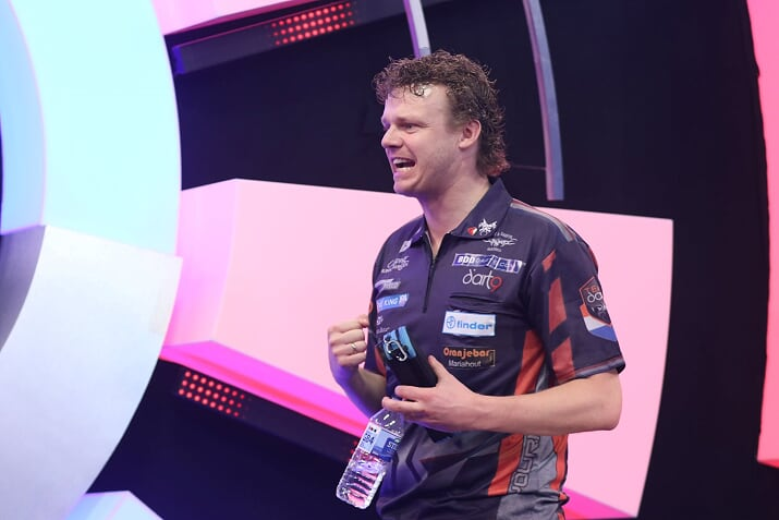 Veenstra Wins Remote Darts League 2