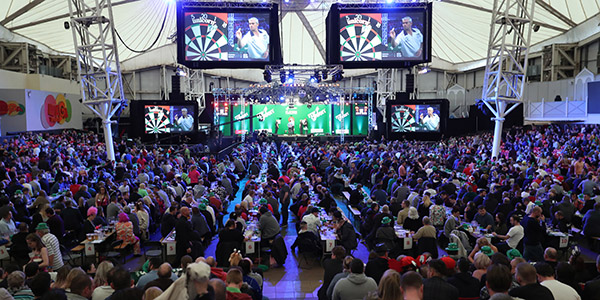 How To Live Stream PDC Players Championship Finals