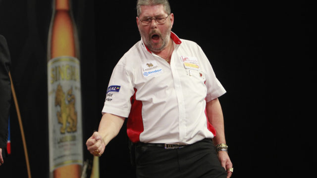Martin Adams Nine-Darts Leg