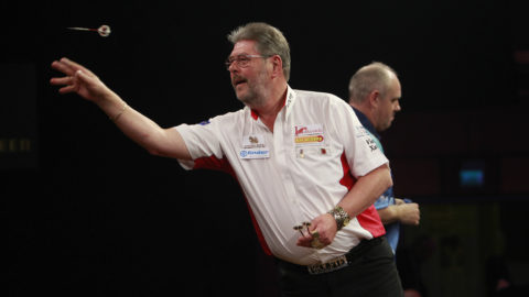 "Martin Adams on PDC Q-School ""My body couldn't handle it"""