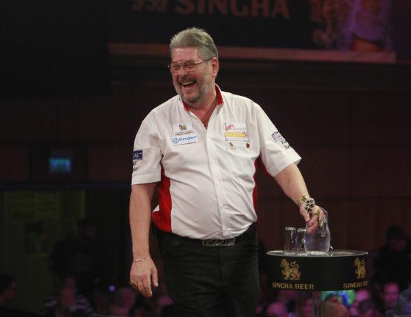 Martin Adams nine-dart leg