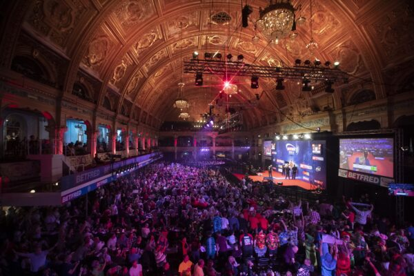 The PDC World Matchplay.
