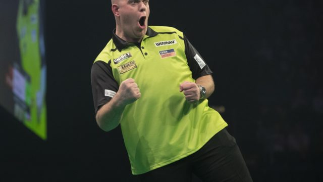 Michael van Gerwen Fires A Warning Ahead Of Darts Return
