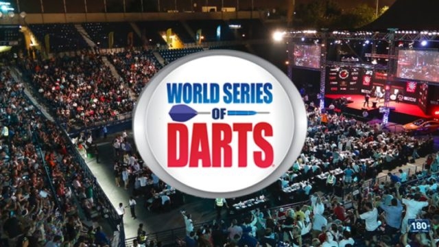 World Series of Darts Finals line up complete