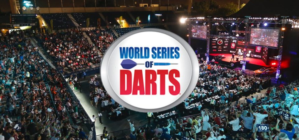 PDC World Series Qualifier Live Blog
