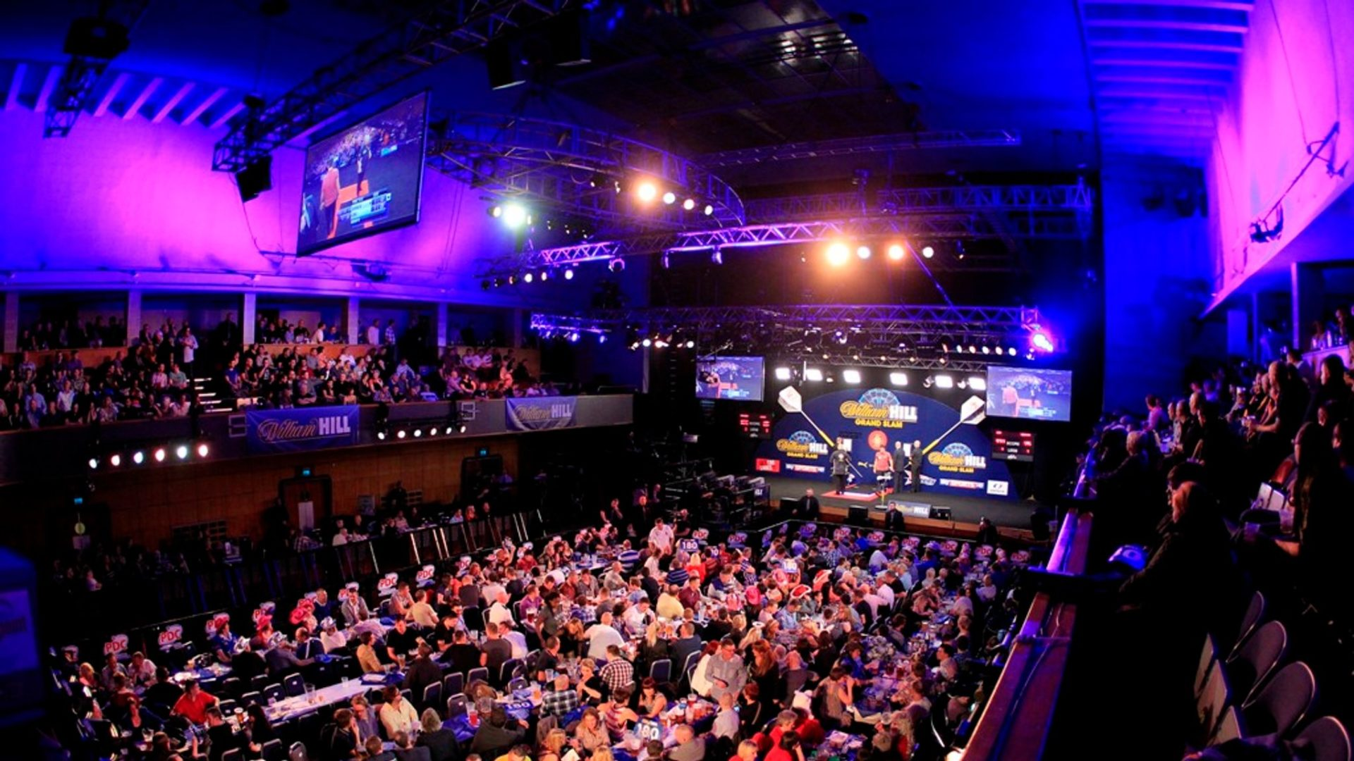 How To Live Stream PDC Grand Slam of Darts