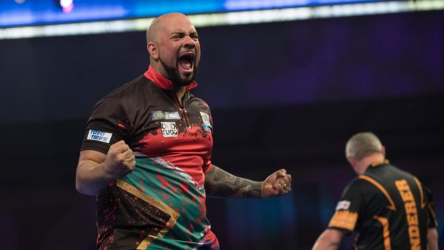 European Darts Championships Day 3 Round Up – Devon Dazzles the Diamond on Day three
