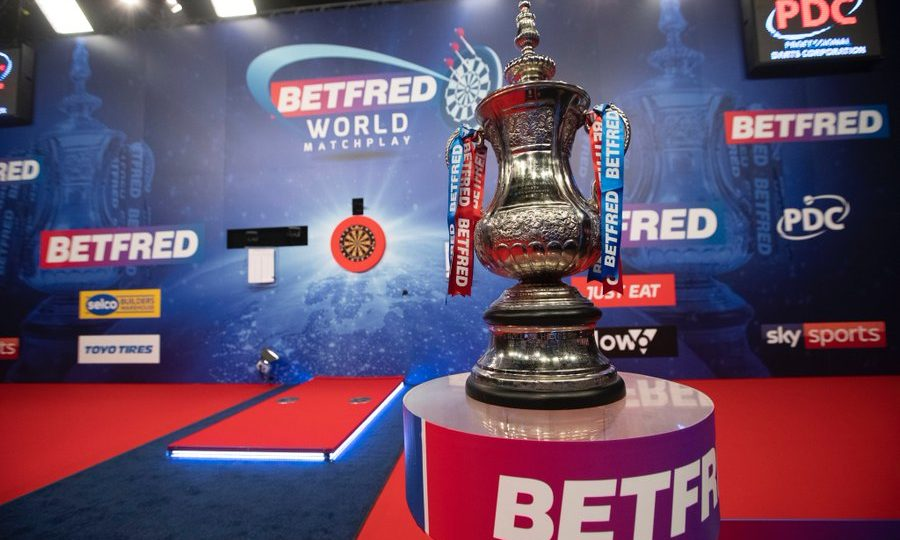 Who will win the 2020 World Matchplay Final?