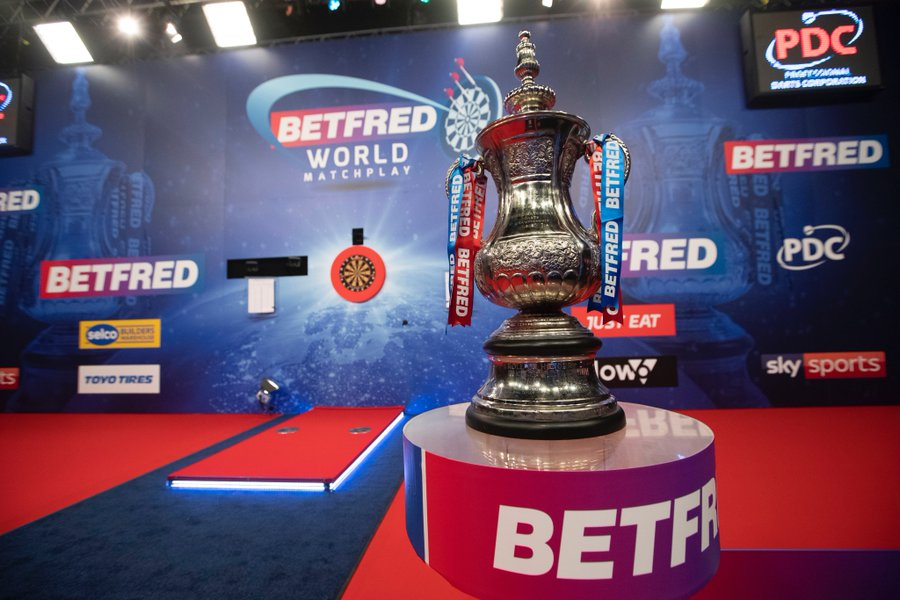 Betfred World Matchplay: Preview, title odds, how to follow