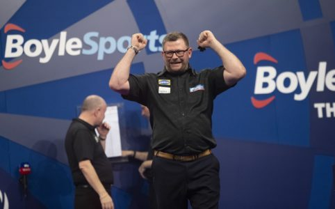 European Darts Championships Day 3 Round Up