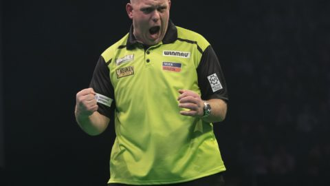 van Gerwen wins second title on day three of Summer Series