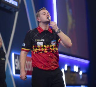 Dimitri Van den Bergh Premier League Darts