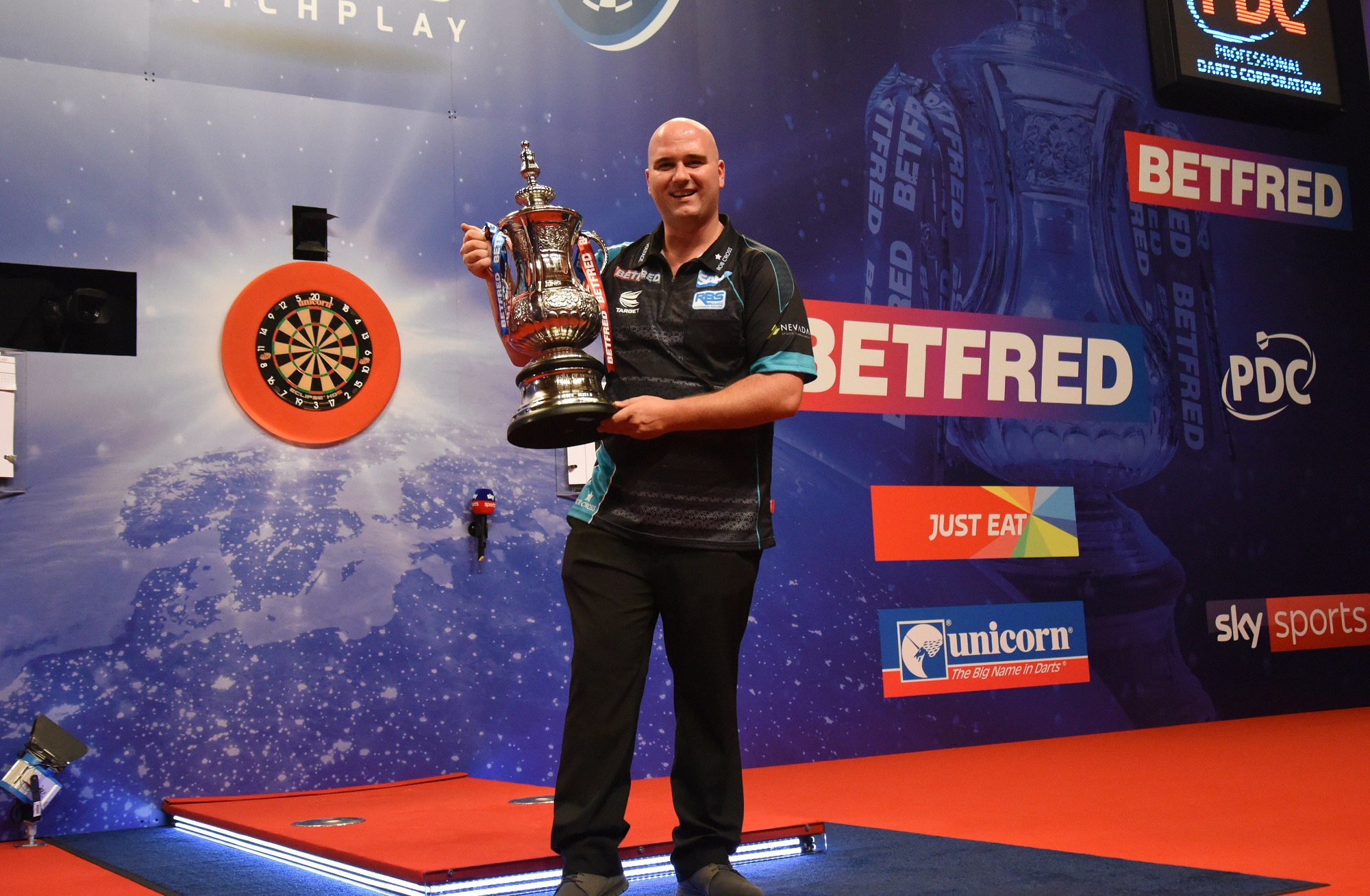 Favourites For The Betfred World Matchplay