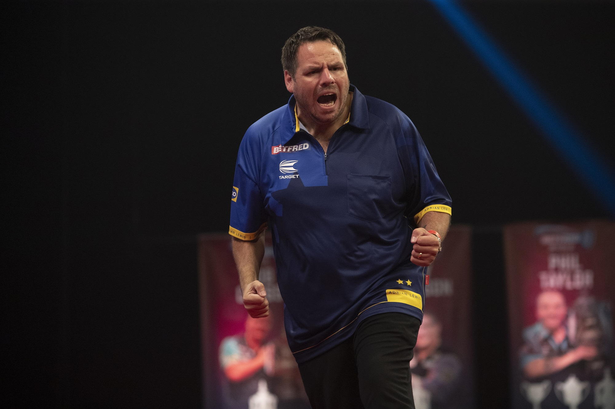 """Adrian Lewis """"I thought this might be my last Matchplay"""""""