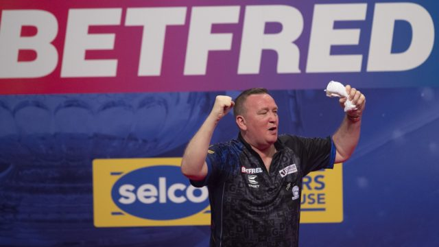 Durrant beats Wright on day five of World Matchplay