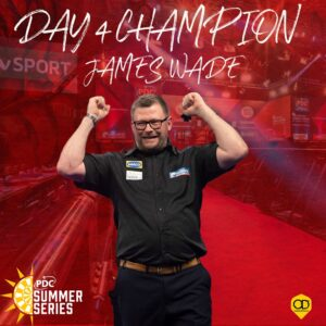 James Wade Summer Series