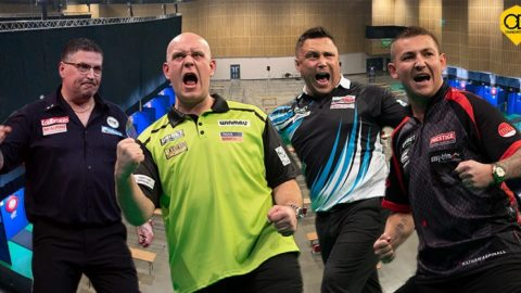 PDC Summer Series Day Four Draw