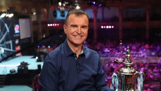 Dave Clark Stepping Away From Darts
