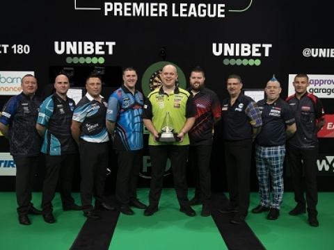 Premier League Darts Returns