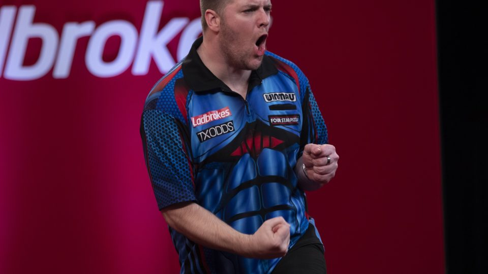 Gurney stays alive on night seven of Premier League