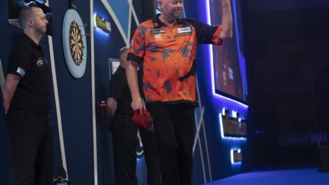 Raymond van Barneveld Hints At a Comeback