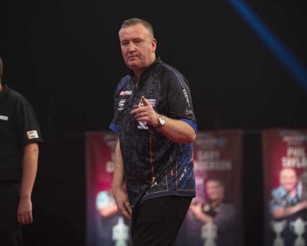Glen Durrant added to the World Series of Darts Finals