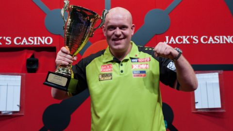 World Series of Darts Finals line up confirmed
