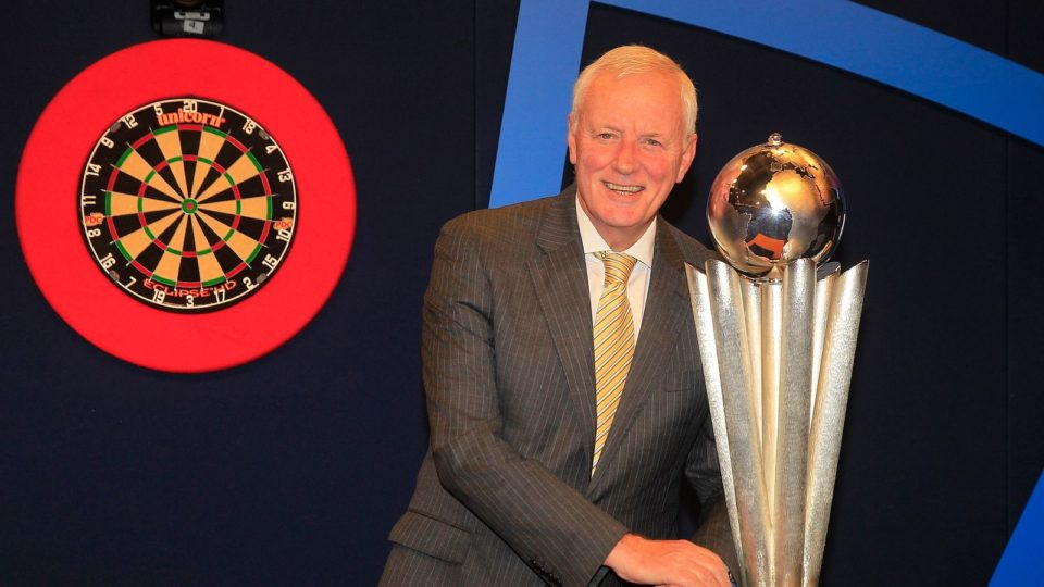 Barry Hearn Refuses To Rule Out The Possibility Of The PDC World Championships Moving Abroad