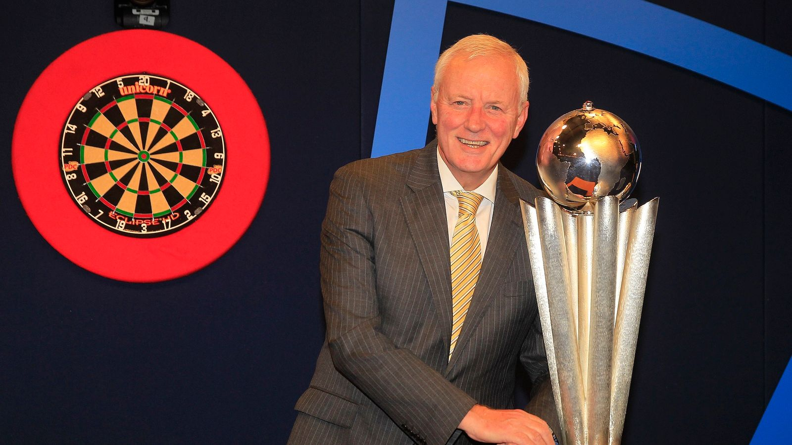 PDC Chairman Barry Hearn test positive for COVID-19