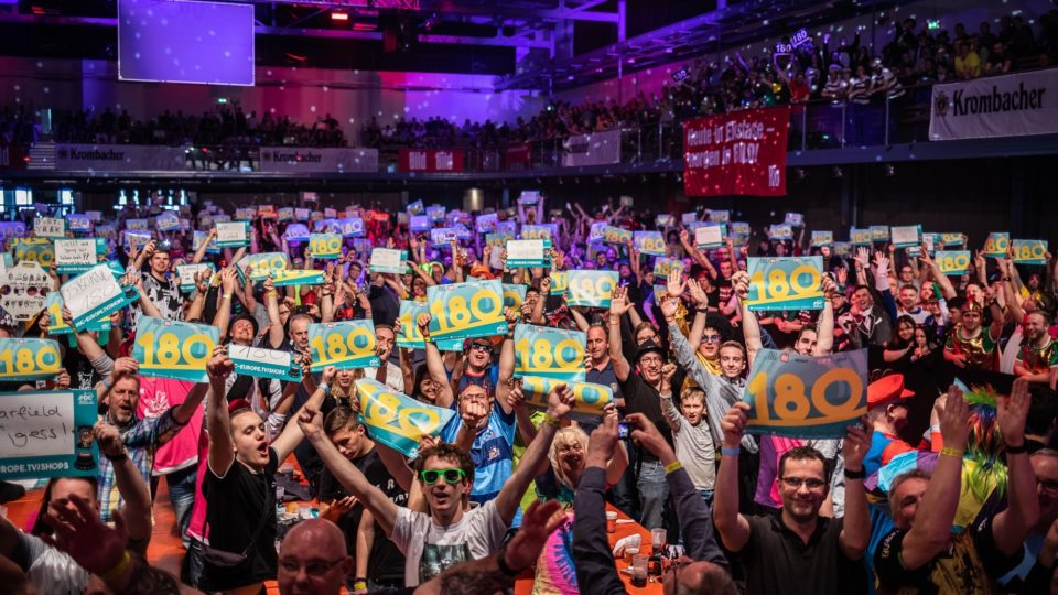 PDC Euro Tour 2: Day 3 Live Blog
