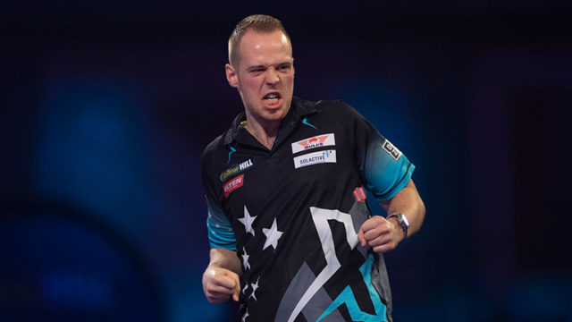 International Darts Open day one sees Hopp qualifies for Euros