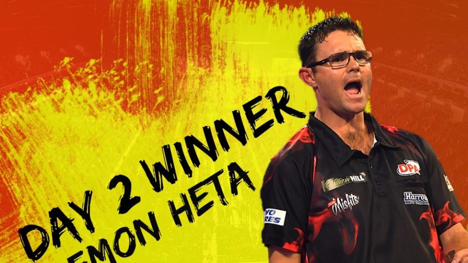 Heta wins first Pro Tour title on day two of Autumn Series