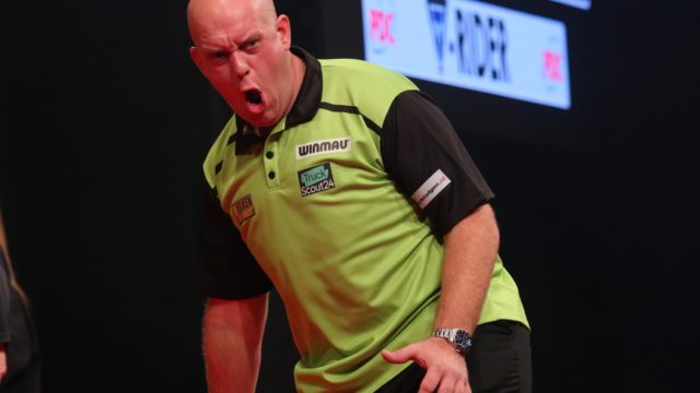 German Darts Championship Day 3 Schedule and how to watch
