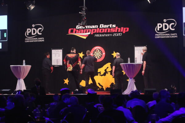 German Darts Championship Day 2 Schedule and how to watch
