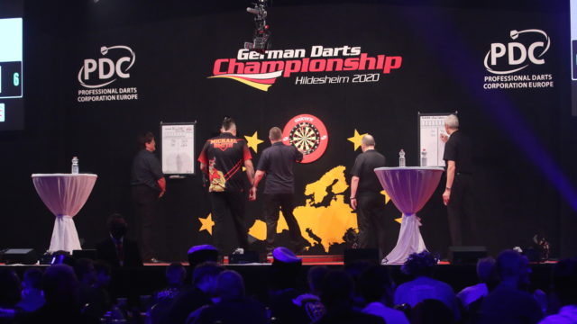 Race for Euros tightens on day one of Euro Tour event