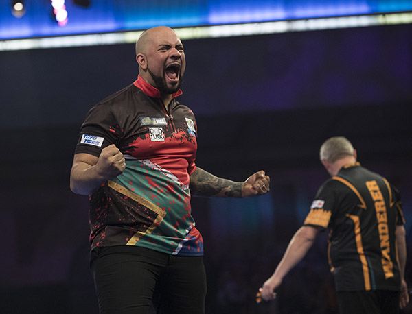 Petersen wins first PDC title on final day of Euro Tour event