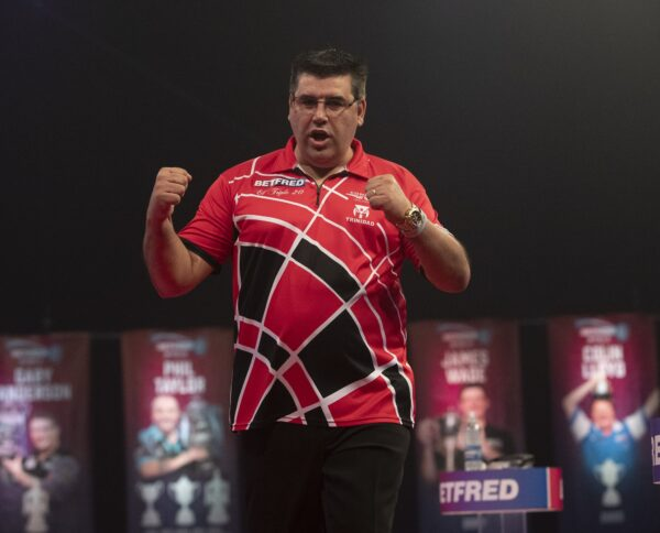 PDC Autumn Series 5 to watch.