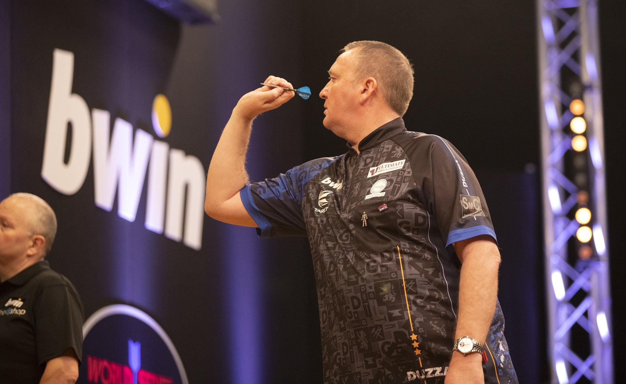 Glen Durrant's measured assessment of World Championship chance