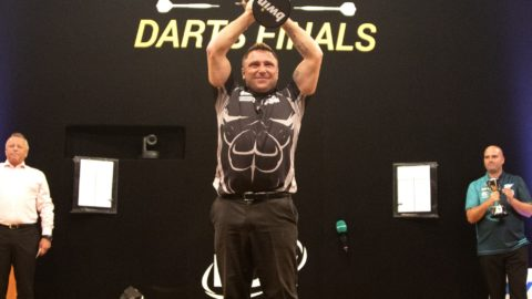 World Series of Darts joy for Gerwyn Price