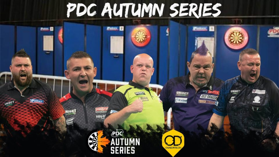 PDC Autumn Series: Day Four Live Blog