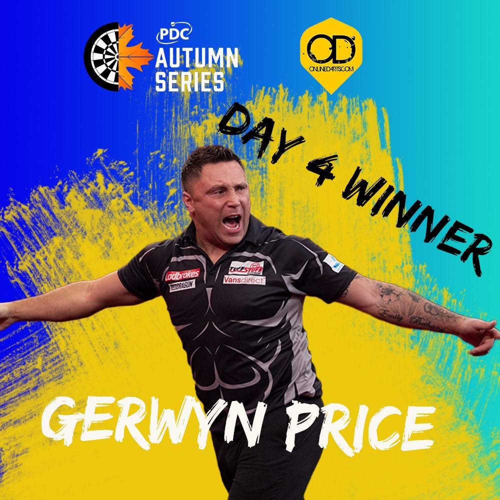 Price wins dramatic final on day four of Autumn Series