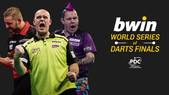 PDC World Series of Darts Live Blog Night 1