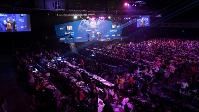 BoyleSports World Grand Prix: Day Four Live Blog