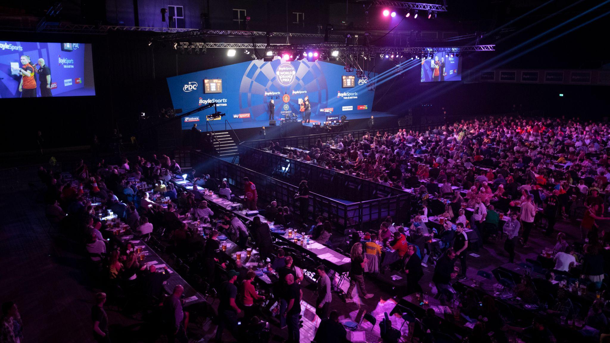 BoyleSports World Grand Prix: Day Four Live Blog