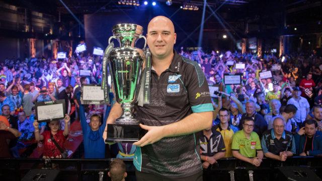 2020 European Darts Championship Draw