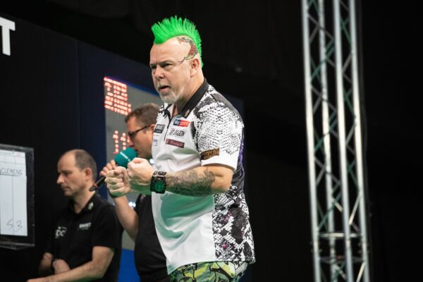 "Peter Wright ""I wasn"