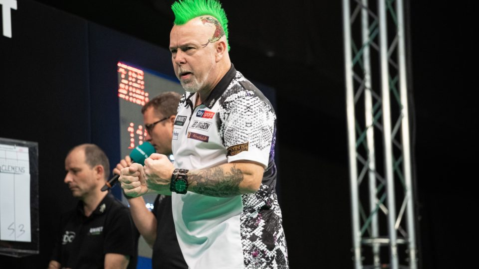 "Peter Wright ""I wasn't enjoying the game, so I needed a break."""