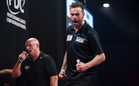 International Darts Open Day 2 Roundup