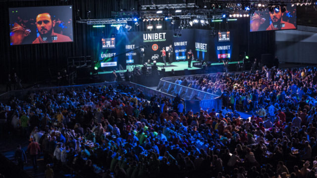 European Darts Championship: Day Three Live Blog
