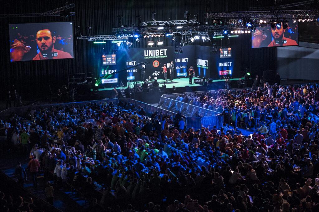 European Darts Championship Day 1 : Live Blog